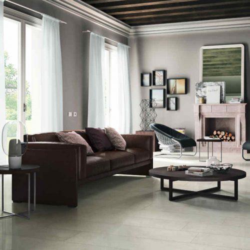 Satariano Floors and Walls Marazzi Classic light flooring gloss finish