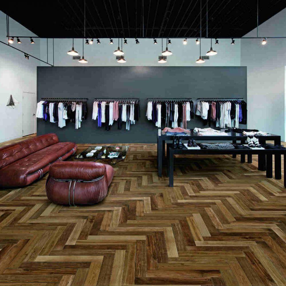 Satariano Floors and Walls Marazzi Classic parquet flooring