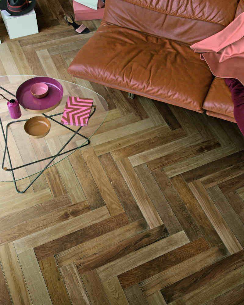 Satariano Floors and Walls Marazzi Contemporary parquet flooring