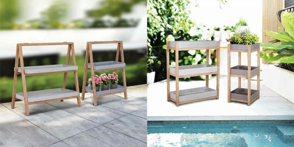 Satariano Outdoor and Spa Satariano Outdoor Furniture flower pots