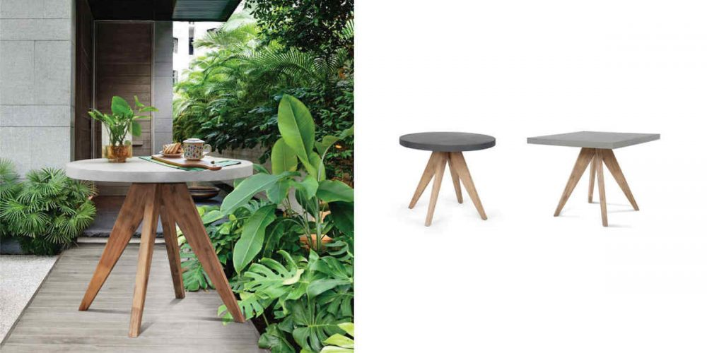 Satariano Outdoor and Spa Satariano Outdoor Furniture round and square outside tables