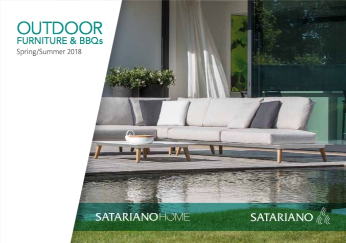 Satariano Outdoor Furniture and BBQ Brochure 2018