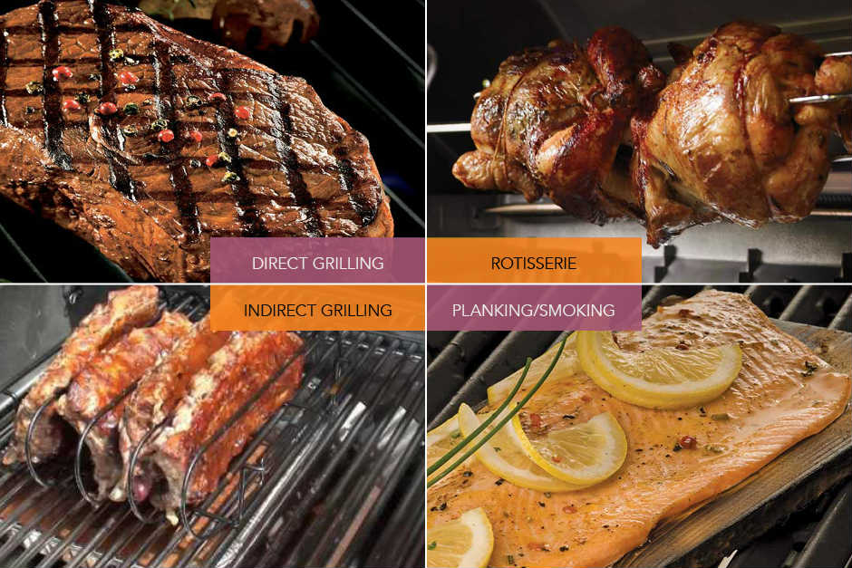 Satariano Broil King recipes grill