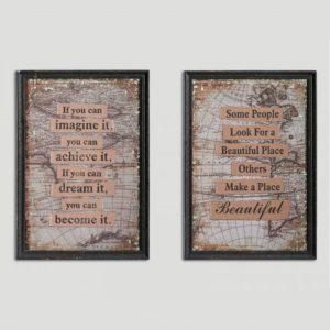 Decorative Quote