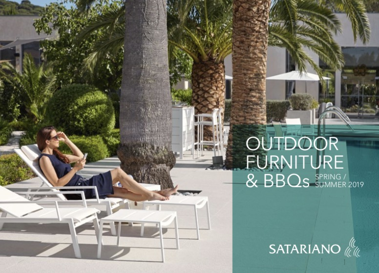 Satariano Outdoor Furniture and BBQ Brochure 2019