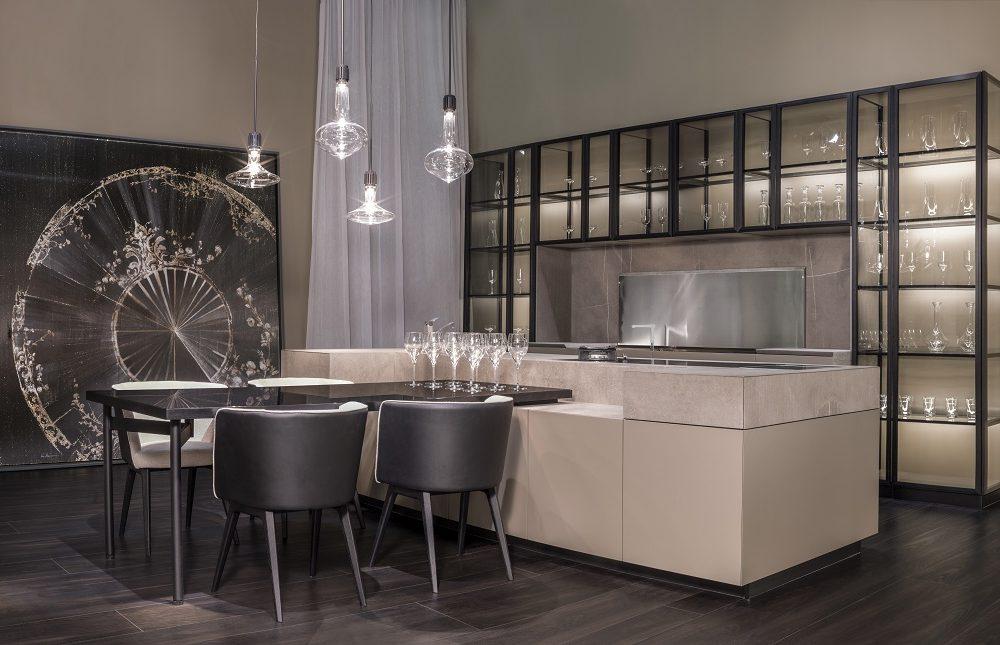 contemporary kitchens SCIC satariano